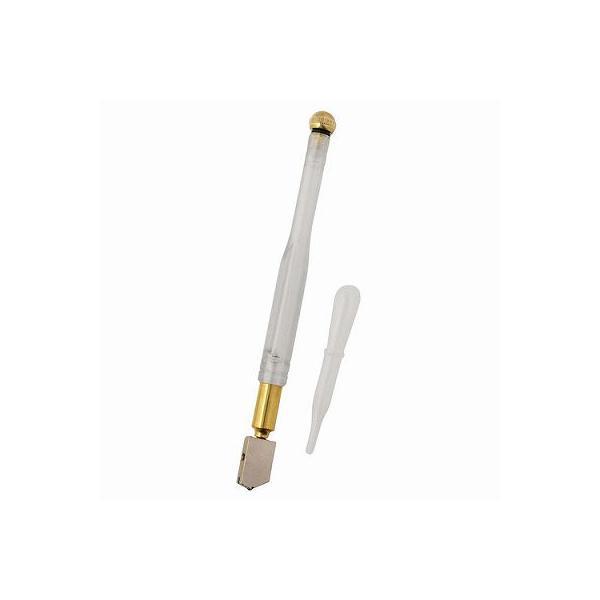 GREEN CROSS 4904781379965 GREENCROSS 油補充式 オイルガラスカッター No.11
