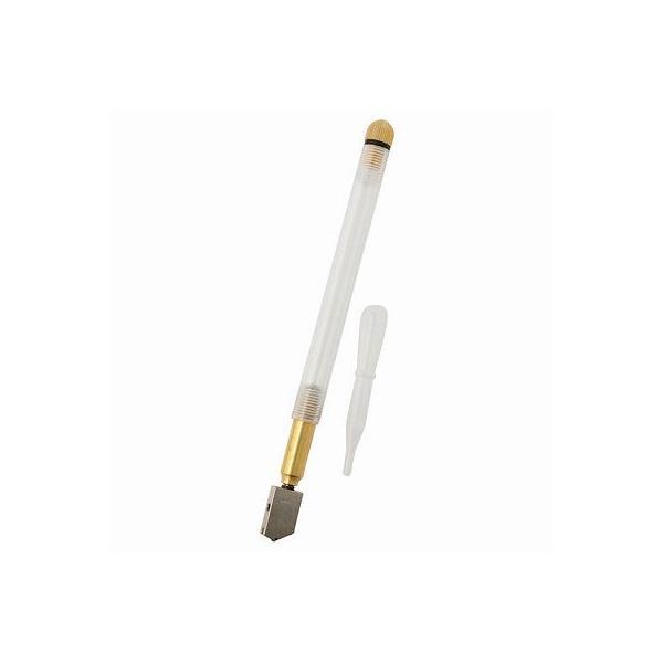 GREEN CROSS 4904781379972 GREENCROSS 油補充式 オイルガラスカッター No.12
