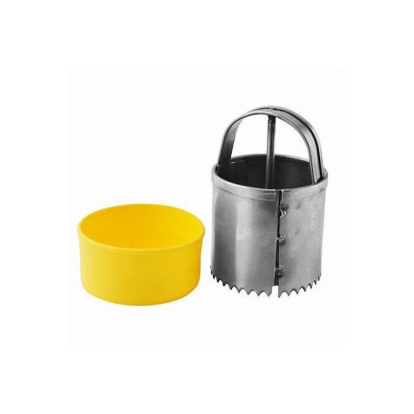 石黒金属 4991524176219 GARDEN HELPER(ガーデンヘルパー)ステンレスマルチ穴あけカッター 60mm HC-60