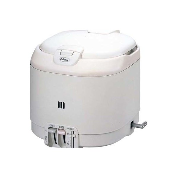 パロマ ガス炊飯器 PR-200J LP ホワイトの画像