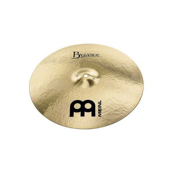 MEINL 0840553002546 B16MTC-B Byzance Brilliant/Medium Thin Crash