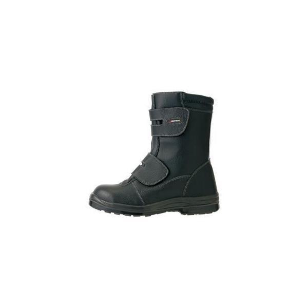 ds-454187 ワンタッチ先芯強度耐滑静電ブーツ 25.5cm (ds454187)