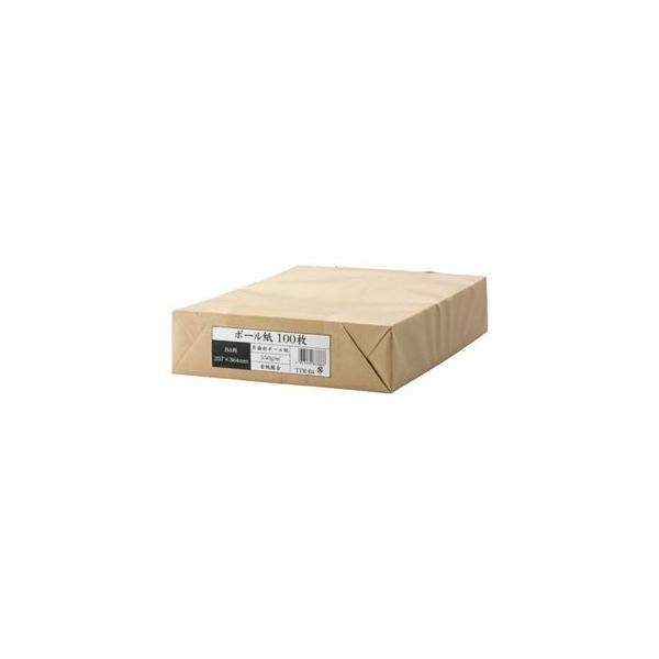 ds-1575076 (まとめ) 今村紙工 ボール紙 B4 業務用パック TTM-B4 1パック(100枚) 【×3セット】 (ds1575076)