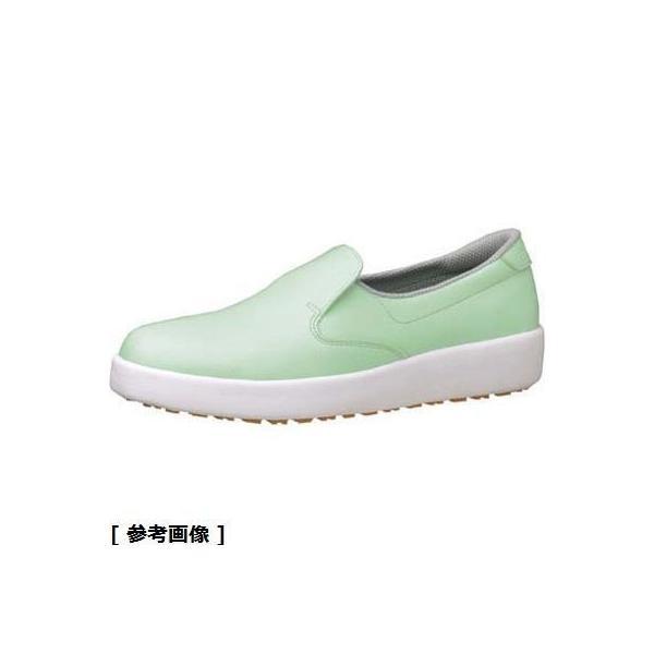 ミドリ安全 SKT4309 ミドリ安全ハイグリップ作業靴H-700N(22.5cm グリーン)
