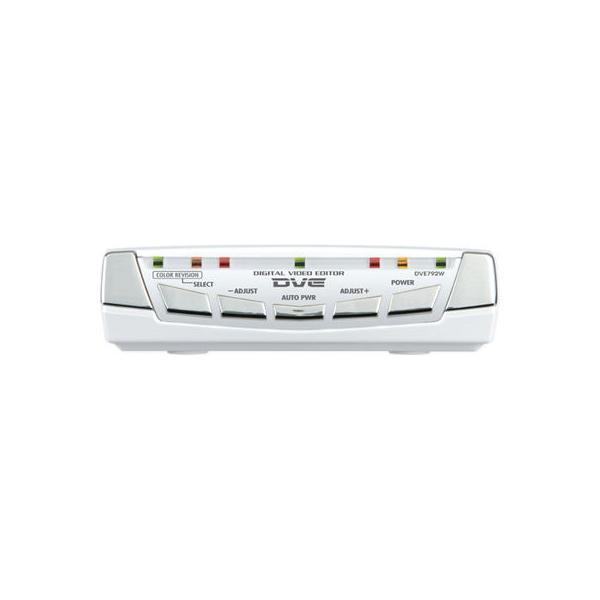 【納期目安:1週間】PROSPEC DVE792W デジタルビデオ編集機