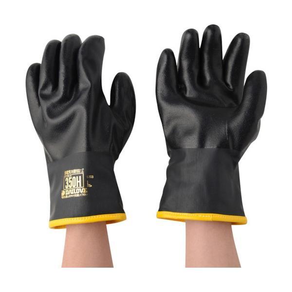 トラスコ中山 tr-7219423 DAILOVE 静電気対策用防寒用手袋 ダイローブ350H(L) (tr7219423)