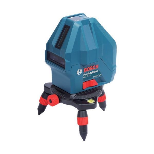 トラスコ中山 tr-8291538 ボッシュ レーザー墨出し器 (tr8291538)