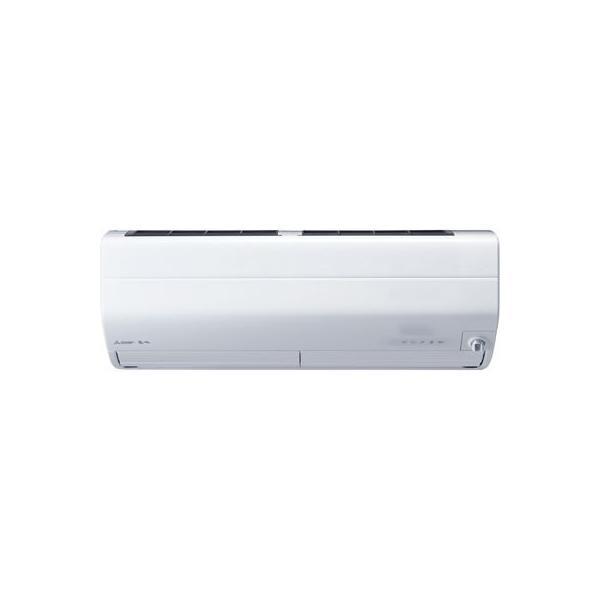 三菱電機 エアコン 寒冷地仕様 5.6kw ズバ暖 霧ヶ峰(きりがみね) MSZ-ZD5619S-W ピュアホワイト 主に18畳用の画像