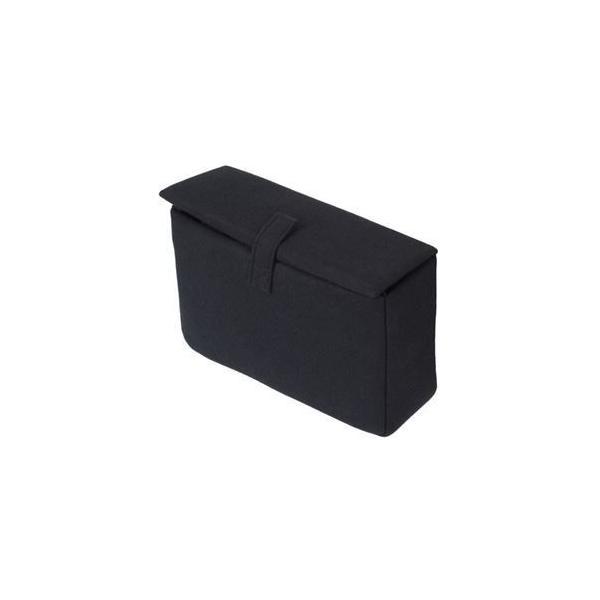 ds-2101127 (まとめ) エツミ インナーボックスフラップE ブラック VE-6876 【×2セット】 (ds2101127)
