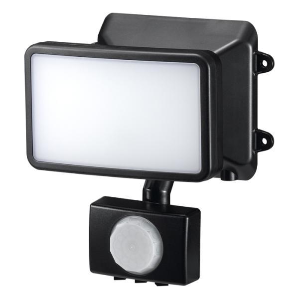 【納期目安:3週間】ヤザワ SLR3LEB 乾電池式3WLEDセンサーライト1灯