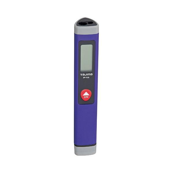 タジマ 4975364141545 レーザー距離計P15パープル (LKT-P15P)