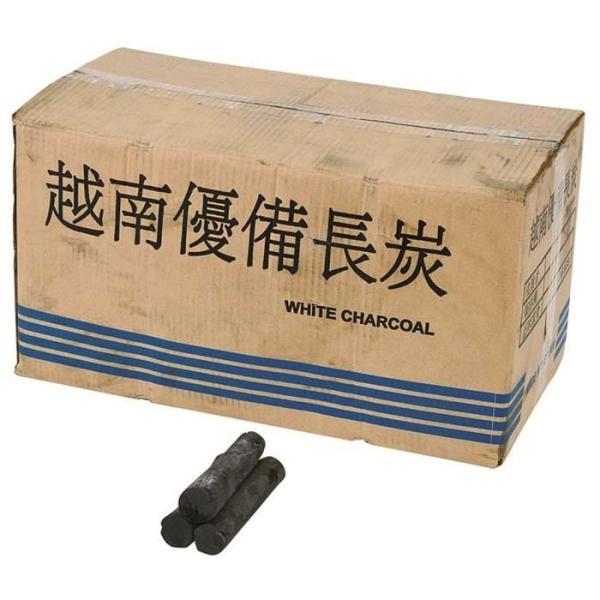 【納期目安:1週間】EBM-0032600 ユーカリ備長炭 切上丸 15kg入 (EBM0032600)