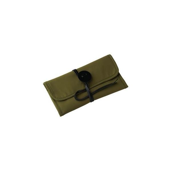 ds-2348835 COLTS(コルツ) 手巻きタバコ用 カジュアル シャグポーチ カーキ (ds2348835)
