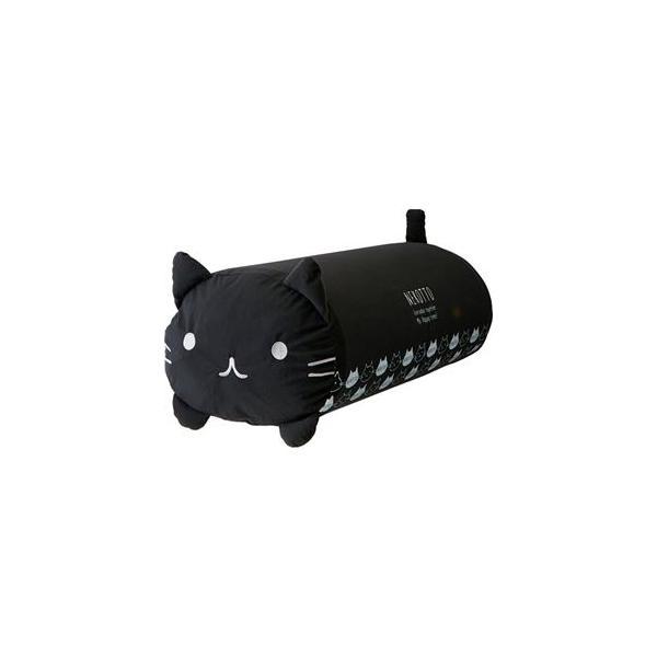 ds-2363500 (まとめ)スケーター クッションになる布団収納カバー ねこっと FCC1D 1個 【×3セット】 (ds2363500)