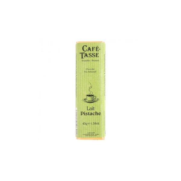CMLF-1403871 CAFE-TASSE(カフェタッセ) ピスタチオミルクチョコ 45g×15個セット (CMLF1403871)