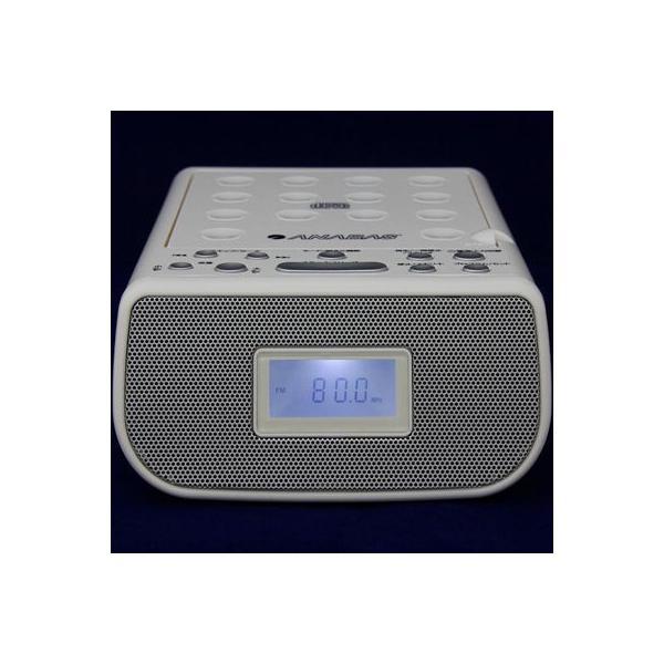 ANABAS CD-RC150 ワイドDM対応CDクロックラジオ (CDRC150)