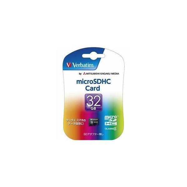 ds-2068315 三菱ケミカルメディア Micro SDHC Card 32GB Class 4 (ds2068315)