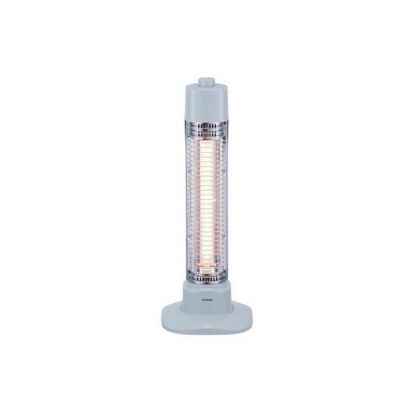 ユアサプライムス YA-H400Y(H) ハロゲン電気ストーブ(グレー) (YAH400Y(H))