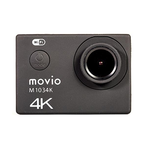 NAGAOKA M1034K WiFi機能搭載 高画質4K Ultra HD アクションカメラ