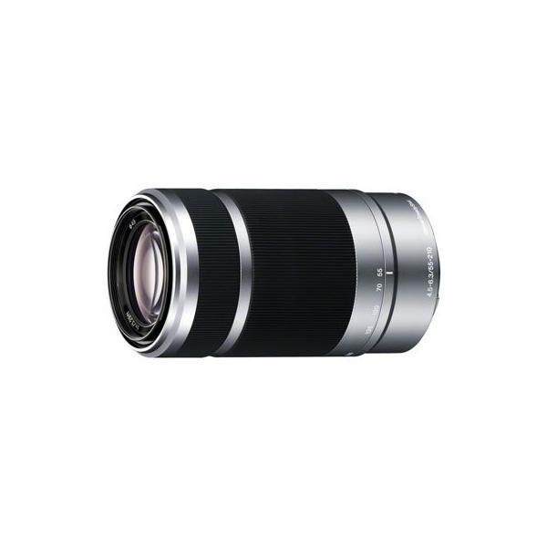 【納期目安:2週間】ソニー SEL55210 「デジタル一眼カメラ?α?[Eマウント]用レンズ E 55-210mm F4.5-6.3 OSS」