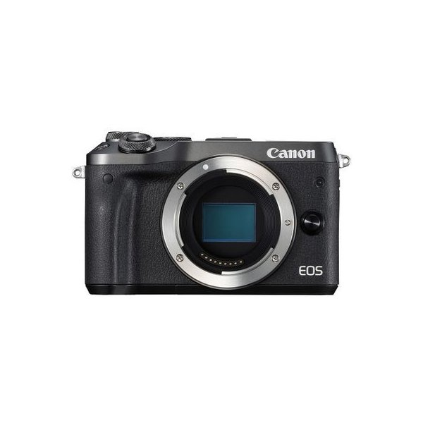 【納期目安:1週間】キヤノン EOSM6BK-BODY キヤノンミラーレスカメラ EOS M6・ボディのみ (EOSM6BKBODY)