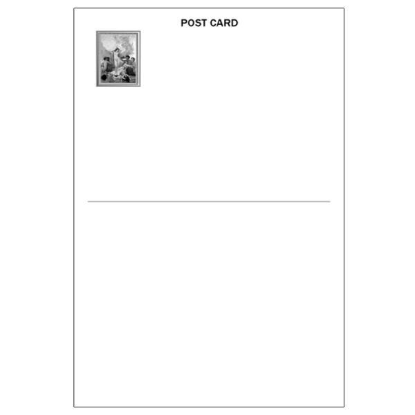 ポストカード【ヴィーナスの誕生】ブグロー作 世界の名画 絵画 おしゃれ 絵はがき 絵ハガキ メッセージカード インテリア 贈り物 プレゼント tanukinomori 02