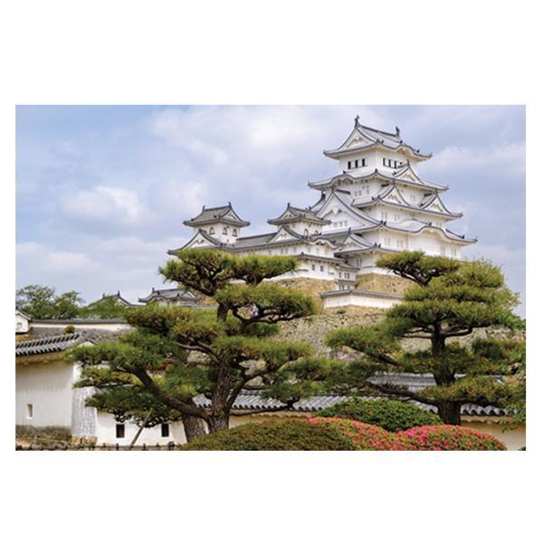 【姫路城】  ポストカード 日本の城 世界遺産 tanukinomori