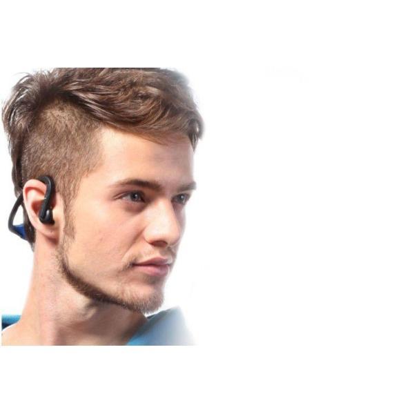 IFS9 スポーツ ステレオ ワイヤレス ブルートゥース Bluetooth ヘッドホン イヤホン for iPhone スマートフォン パソコン タブレット グリーン 緑|taobaonotatsujinpro|02