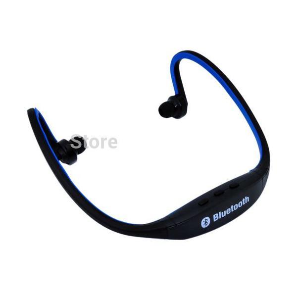 IFS9 スポーツ ステレオ ワイヤレス ブルートゥース Bluetooth ヘッドホン イヤホン for iPhone スマートフォン パソコン タブレット レッド 赤|taobaonotatsujinpro|05