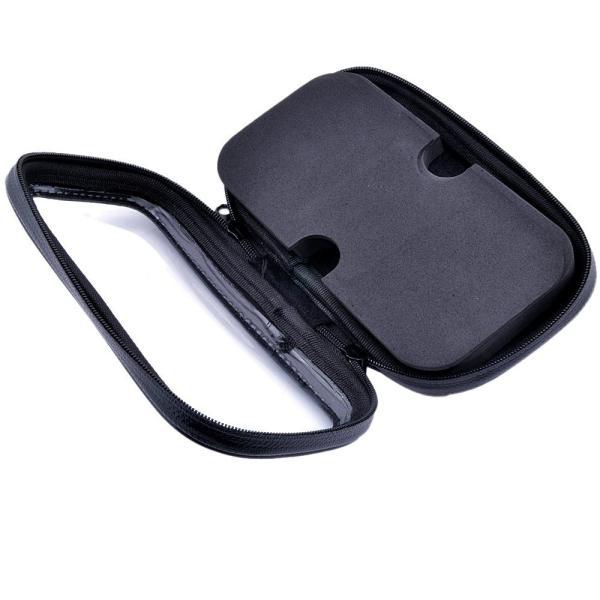 二輪バイク 原付 ミラー取付け用 (8mm ) 防水 防塵 ケース マウント ホルダー キット GPS ナビ スマホ対応 iPhone 6 Plus iPhone 6s Plus サイズ|taobaonotatsujinpro|05