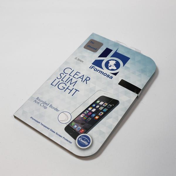 【アウトレット】0.3mm iPhone 6 6s 用 強化ガラス 液晶保護フィルム taobaonotatsujinpro