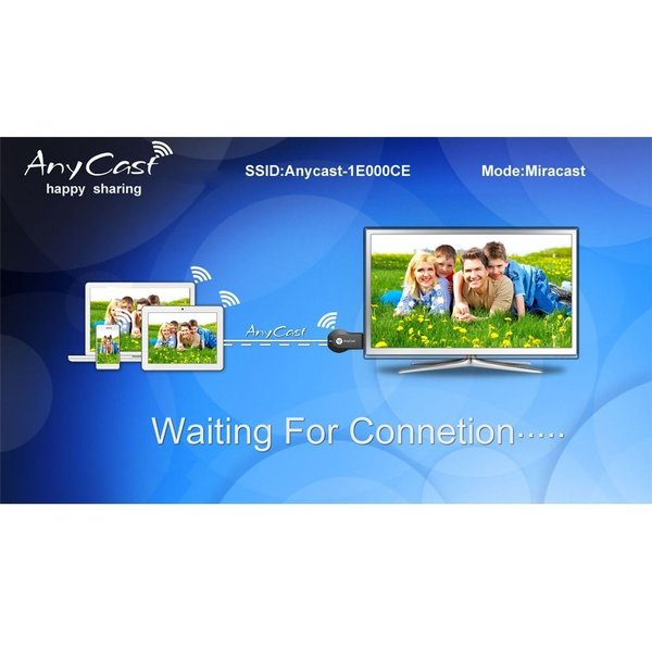 AnyCast M2 Plus Wi-Fi iPhone iPad Android ドングルレシーバー 1080P DLNA Airplay Miracast|taobaonotatsujinpro|05