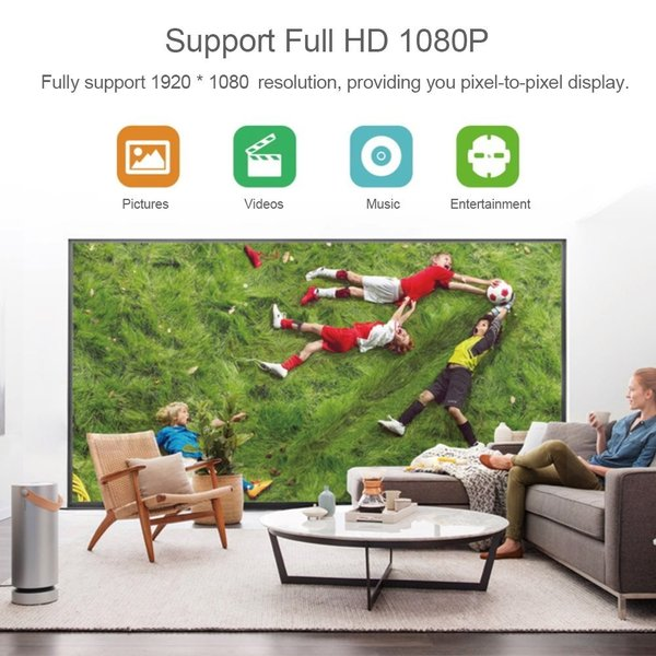 iFormosa MiraScreen 1080p DLNA Wi-Fi iPhone iPad iOS Android ドングルレシーバー Google ChromeCast HDMI 互換品 Airplay IF-B4|taobaonotatsujinpro|06