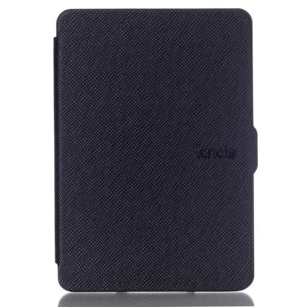 iFormosa Amazon Kindle Paperwhite用レザーカバー (Kindle Paperwhite専用)  ブラック クラシック(2017年以前対応 2018非対応) taobaonotatsujinpro 04