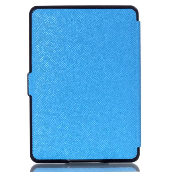 iFormosa Amazon Kindle Paperwhite用レザーカバー (Kindle Paperwhite専用)  ライトブルー クラシック(2017年以前対応 2018非対応) taobaonotatsujinpro 05