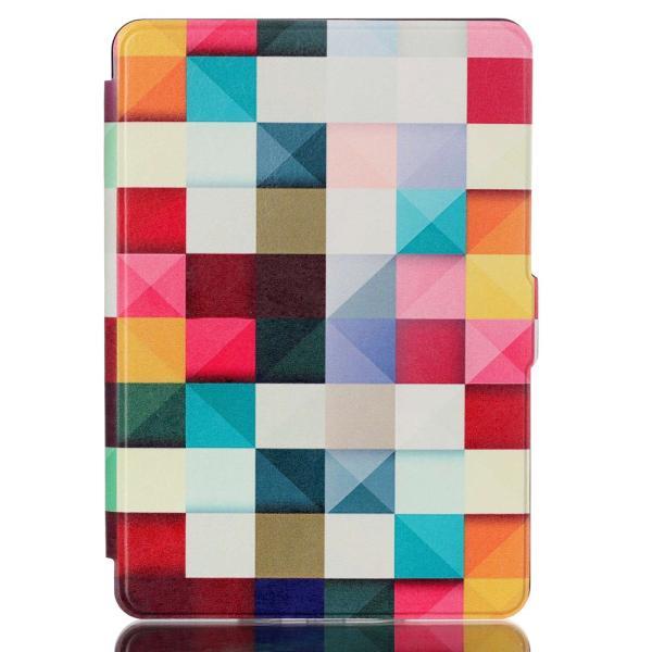 iFormosa Amazon Kindle Paperwhite用カバー (Kindle Paperwhite専用) マジカルブロック(2017年以前対応 2018非対応)|taobaonotatsujinpro|02