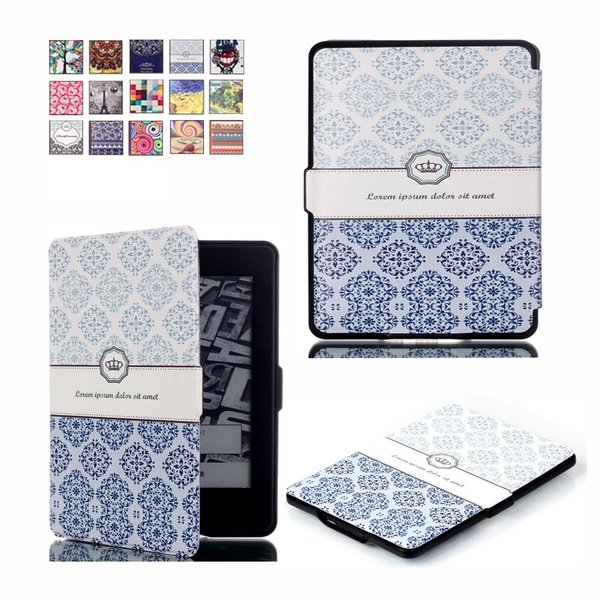 iFormosa Amazon Kindle Paperwhite用カバー (Kindle Paperwhite専用) クラウン(2017年以前対応 2018非対応)|taobaonotatsujinpro