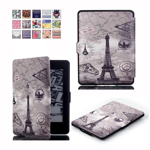 iFormosa Amazon Kindle Paperwhite用カバー (Kindle Paperwhite専用) タワー(2017年以前対応 2018非対応)|taobaonotatsujinpro