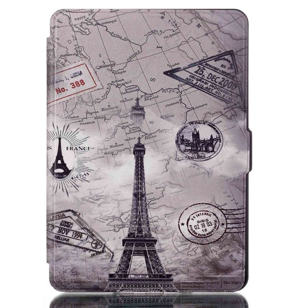 iFormosa Amazon Kindle Paperwhite用カバー (Kindle Paperwhite専用) タワー(2017年以前対応 2018非対応)|taobaonotatsujinpro|02