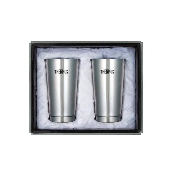 保冷 マグカップ マグTHERMOS サーモス 真空断熱タンブラー 2Pセット JMO-GP2