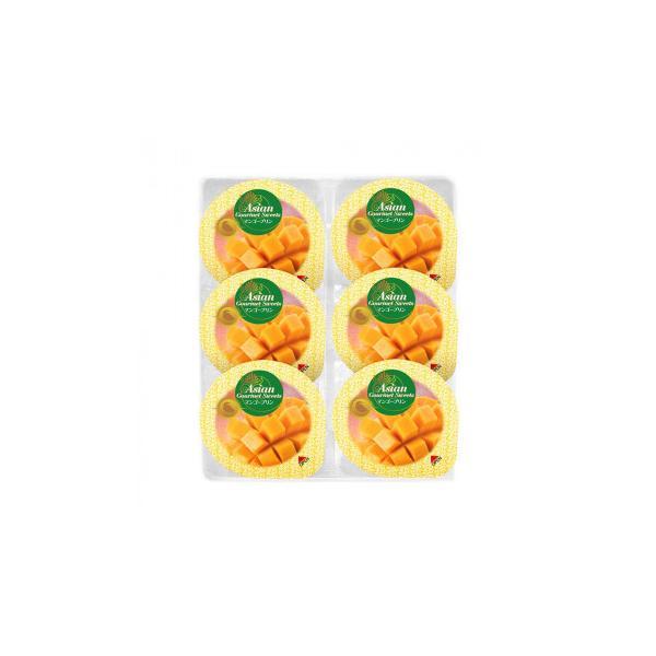 金澤兼六製菓 詰め合せギフト マンゴープリンBOX 6個入×20セット MP-6