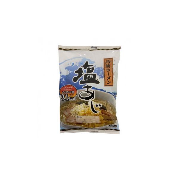 ナカキ食品 ラーメン蒟蒻 塩あじ 24個セット