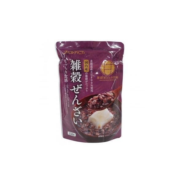 国産 乾燥豆 素材国内産 雑穀ぜんざい 150g ×8セット R20-027
