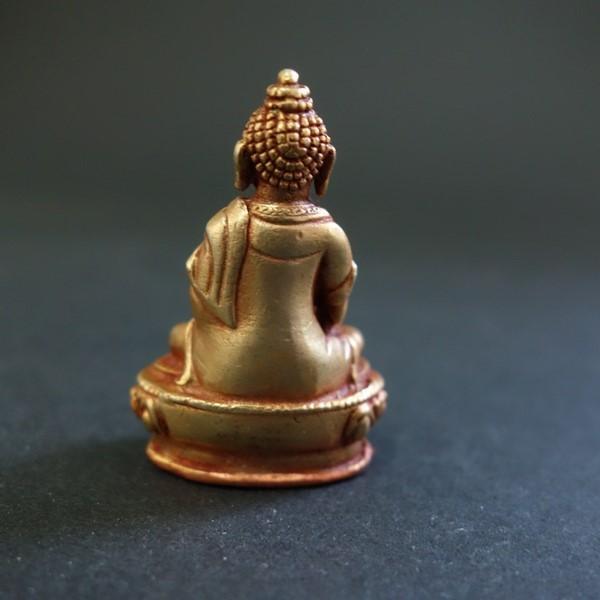 【極小仏像】釈迦如来 銅製 4cm|taradou|04