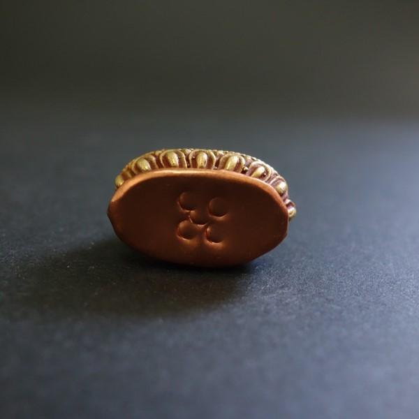 【極小仏像】釈迦如来 銅製 4cm|taradou|05