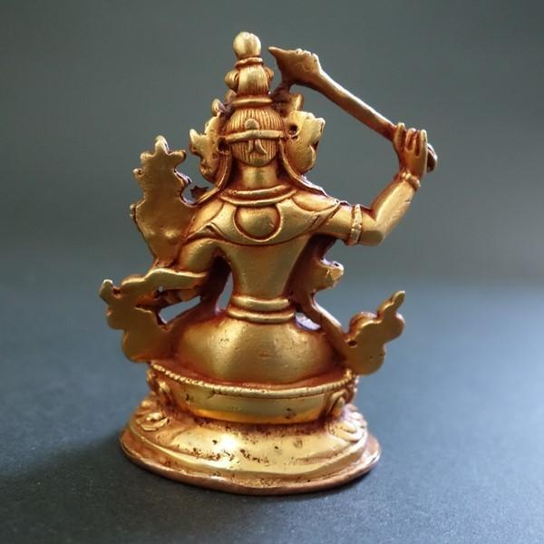 【仏像】文殊菩薩(妙吉祥菩薩) 小さな仏像 6cm|taradou|04