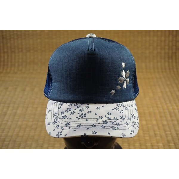 tch-1777 桜刺繍メッシュキャップ  [target]|target-store|03