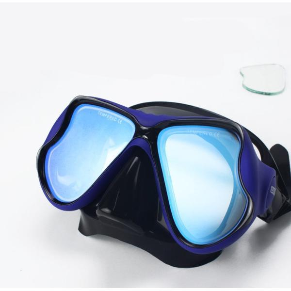 シュノーケルマスク シュノーケリング 2点セット 180°視界 防曇設計 マスク 成人用 スノーケル ダイビング 夏 海 海水浴 tarouya 03