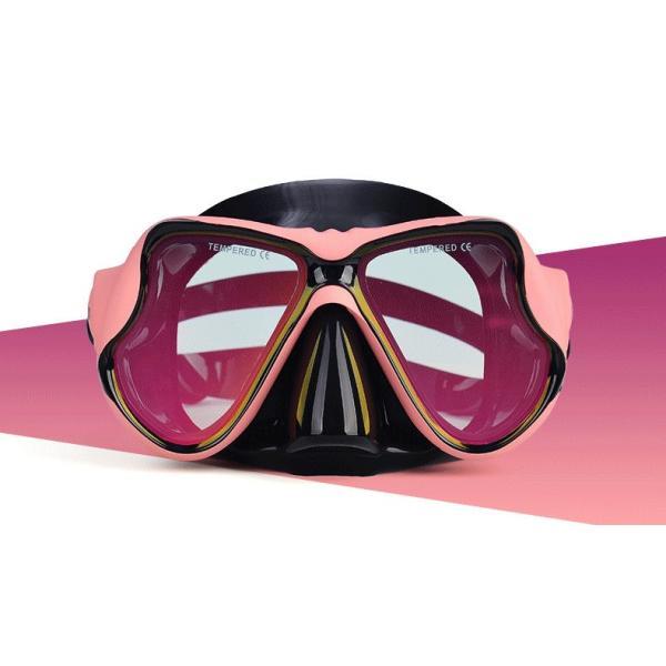 シュノーケルマスク シュノーケリング 2点セット 180°視界 防曇設計 マスク 成人用 スノーケル ダイビング 夏 海 海水浴 tarouya 08