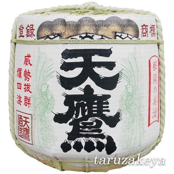 天鷹 純米大吟醸 1斗樽(18L)受注生産